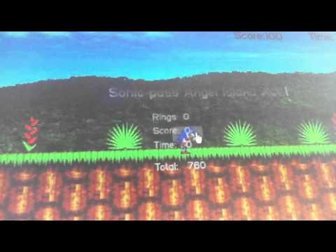 Game show: season 4 episode 29- sonic in angel island