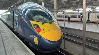 Ashford United Kingdom  City new picture : British High Speed Rail - London St Pancras to Ashford International