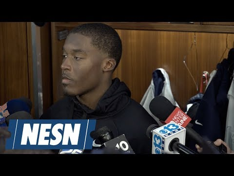 Video: Phillip Dorsett AFC Divisional round Patriots vs. Chargers postgame press conference