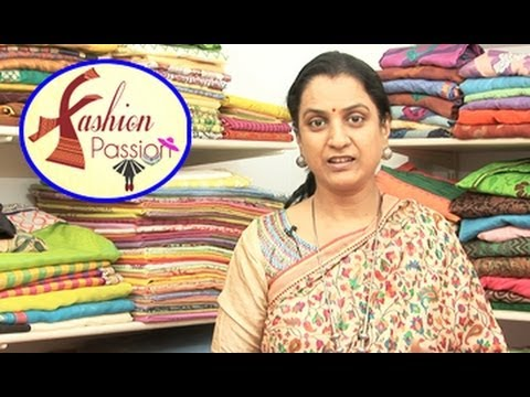 Fashion Passion || Latest Saree Blouse Designs || Traditional Neck Blouse Designs for Sarees