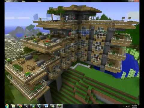 Las mejores casas en minecraft taringa - Fotos de las mejores casas ...