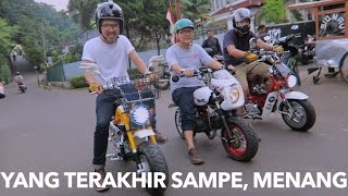 Video MotoVLog - Riding Motor Mini dan Review Honda Monkey Ori MP3, 3GP, MP4, WEBM, AVI, FLV Juni 2018