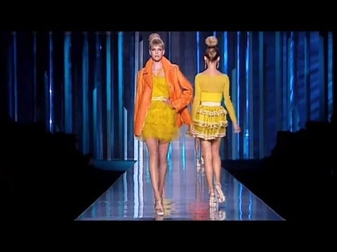 Christian Dior Spring/Summer 2009 Full Show | EXCLUSIVE | HQ
