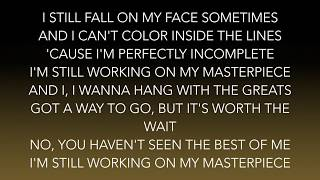 Video Jessie J - Masterpiece (Lyrics) MP3, 3GP, MP4, WEBM, AVI, FLV Februari 2019