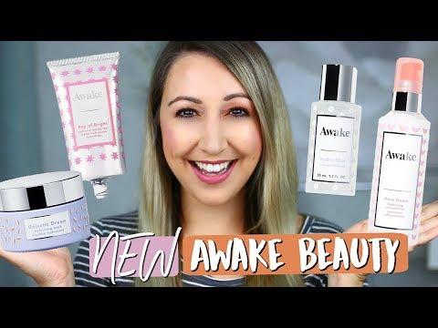 AWAKE BEAUTY SKIN CARE REVIEW | Tarte's Sister Brand