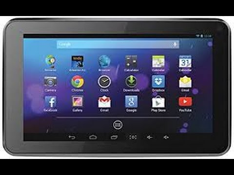 ICraig CMP756 9-Inch Tablet Review