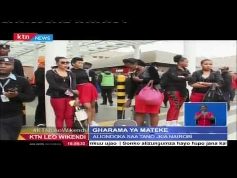 Gharama ya mateke : Koffi Olomide atimuliwa nchini