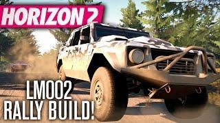 Nonton Forza Horizon 2 | Lamborghini LM002 Rally Build & Review Film Subtitle Indonesia Streaming Movie Download
