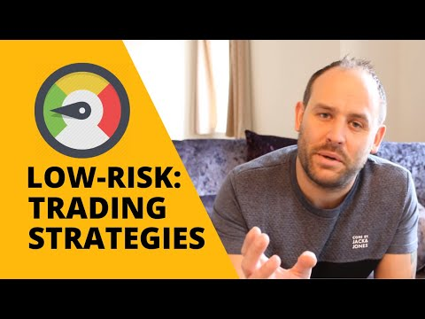 Low Risk Betfair Trading Strategies