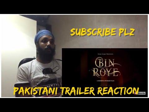 Video Bin Roye Pakistani Trailer Reaction download in MP3, 3GP, MP4, WEBM, AVI, FLV January 2017