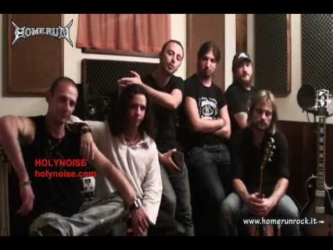Exclusive Interview with Homerun (Italy) [2011.10.10]
