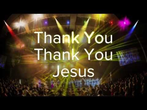 Video Thank You Thank You Jesus - Chicago Mass Choir  (Lyric Video) download in MP3, 3GP, MP4, WEBM, AVI, FLV February 2017