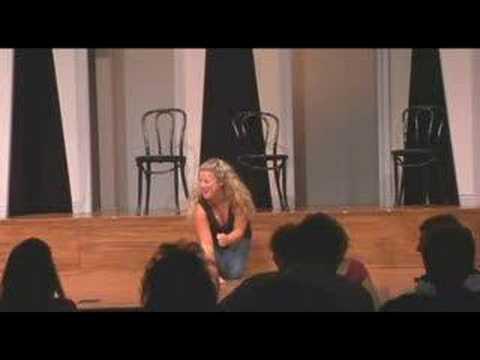 Second City Level E show 9- Long Form Harold (видео)