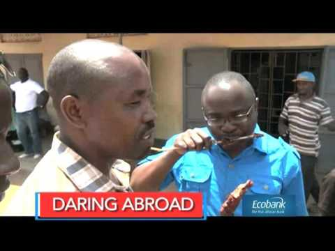 Daring Abroad -[ PROMO ] - Eco Bank, 1st October 2016