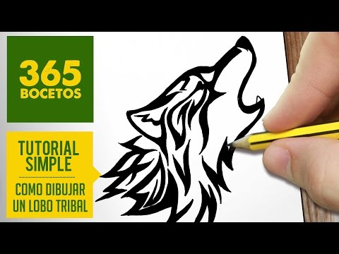 Tutorial Como Dibujar un Lobo Parte 1/2 - Youtube Downloader mp3