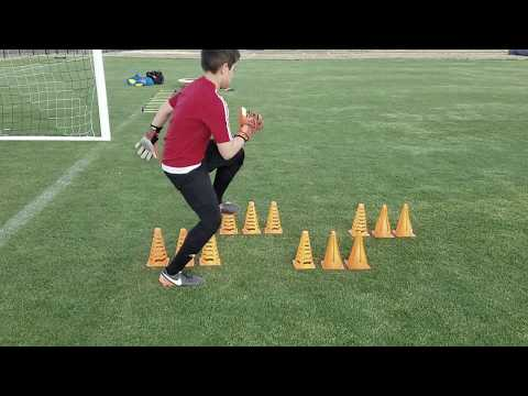 U12 Goalkeeper Training