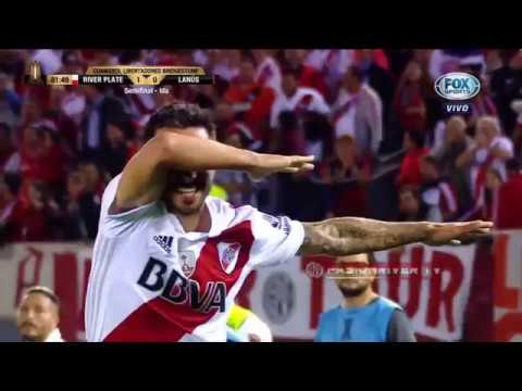 River Plate vs Lanus (1-0) Copa Libertadores 2017 - Resumen FULL HD