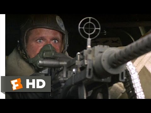 Memphis Belle (3/10) Movie CLIP - Hit & Run (1990) HD