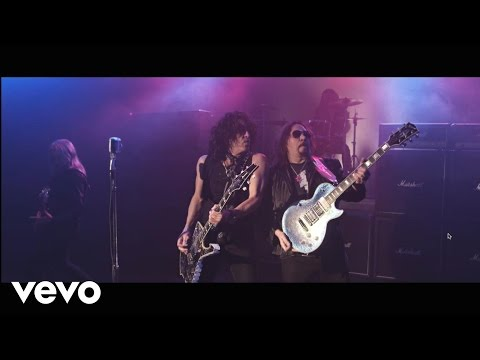 Happy Birthday Ace Frehley...See His New Video With Paul Stanley