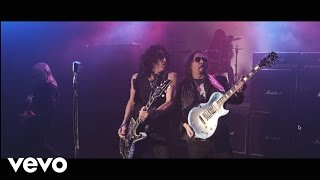 Watch Ace Frehley Reunite With Paul Stanley in Fire and Water Video news