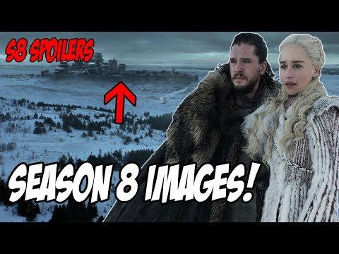 Season 8 PROMO Pics! Game Of Thrones Season 8 (Leaked Scenes)