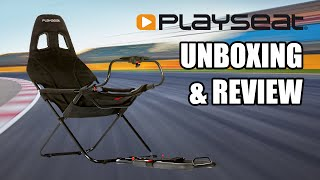 UNBOXING & REVIEW PLAYSEAT CHALLENGE - Condor3600/Eejay [ITA]