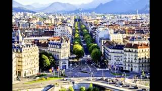 Grenoble France  city photo : La Ville De Grenoble ( France )