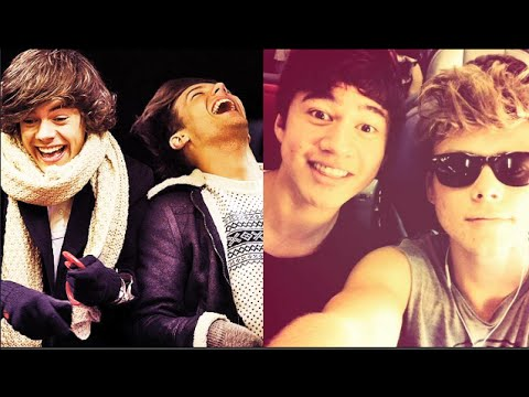 louis - 1D's Harry Styles & Louis Tomlinson Vs. 5SOS' Calum & Ashton: #1 Bandmate OTP?! Subscribe to Hollywire | http://bit.ly/Sub2HotMinute Send Chelsea a Tweet! | http://bit.ly/TweetChelsea Follow...