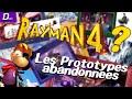 Rayman 4 - Les Prototypes abandonnées