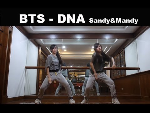 BTS (방탄소년단) DNA Dance Cover By Sandy&Mandy