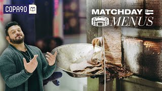 Kebabs, Ultras & Football In Istanbul   Matchday Menus with Adam Richman by KICK