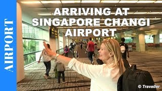 Video Arriving at Singapore Changi Airport - The World´s Best Airport according to Skytrax! MP3, 3GP, MP4, WEBM, AVI, FLV Februari 2019