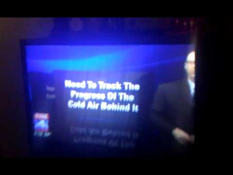Fox 4 Weather Blooper
