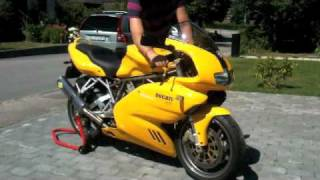 10. Ducati 900 ss ie FOR SALE fantastic sound
