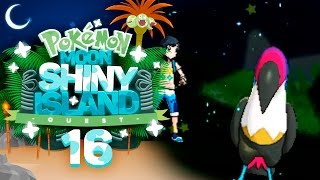 MIND BLOWN!!! Pokémon Sun and Moon Shiny Island Quest Let's Play with aDrive! Episode 16 by aDrive