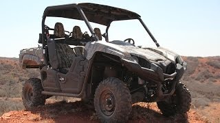 9. Yamaha Viking - UTV For Hunters