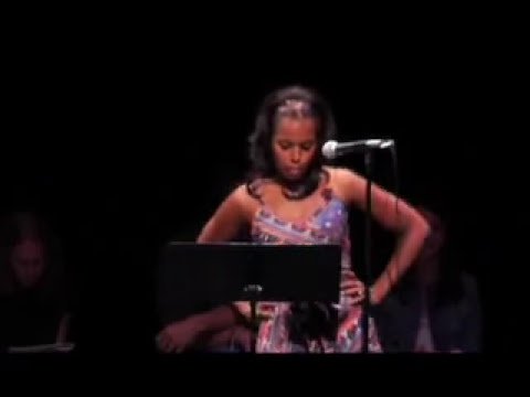 Kerry Washington reads Sojourner Truth