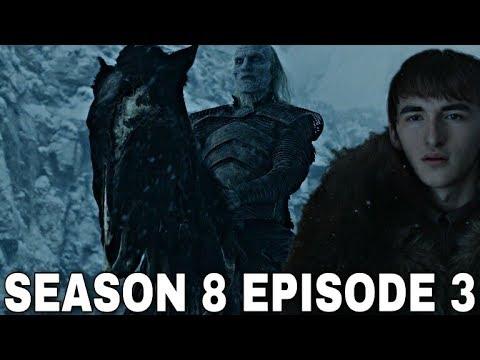 Season 8 Episode 3 Plot Leak Breakdown! - Game of Thrones Season 8