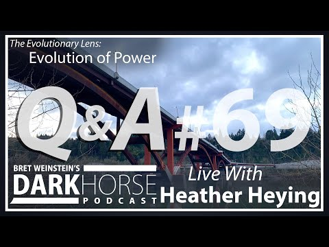 Your Questions Answered - Bret and Heather 69th DarkHorse Podcast Livestream