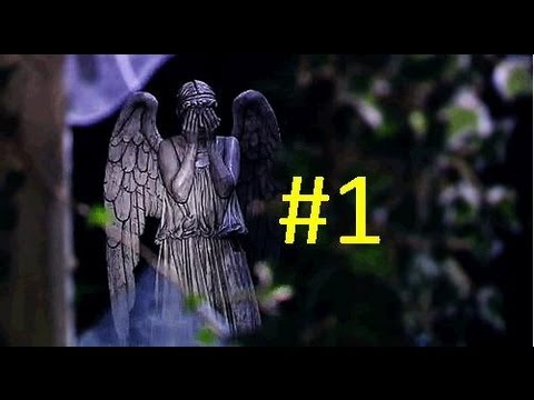 GMod Weeping Angels In The TARDIS