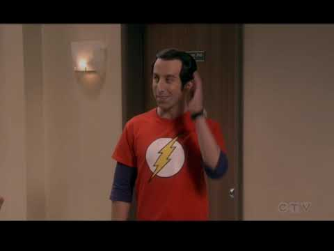 the big bang theory season 12 episode 6 Haward dresses as Sheldon