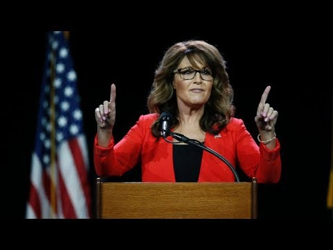 Sarah Palin calls Sacha Baron Cohen spoof 'evil'