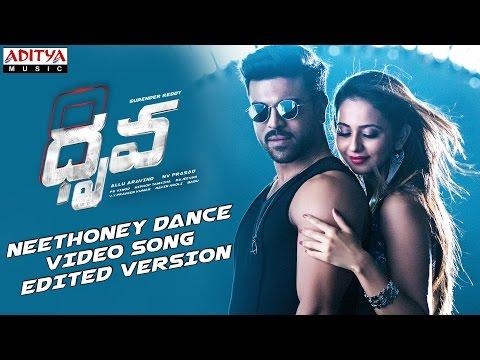 Video Neethoney Dance Video Song (Edited) ||  DhruvaMovie || Ram Charan Tej, Rakul Preet download in MP3, 3GP, MP4, WEBM, AVI, FLV January 2017