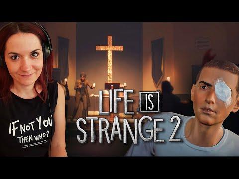 GLORY OF GOD   Life is Strange 2 Episode 4: Faith (Full Episode)