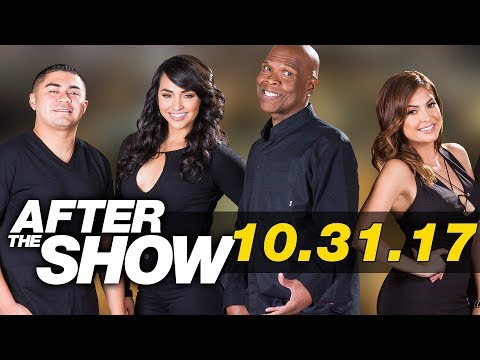 Halloween, Strippers and Guys in Sweat Pants | After The Show