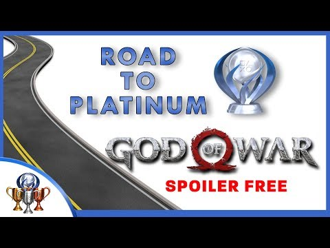 Road to Platinum - God of War Trophy Guide - Steps Required For Platinum (Spoiler Free)