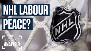 NHL & NHLPA Reach Tentative CBA Extension | Instant Analysis by Sportsnet Canada