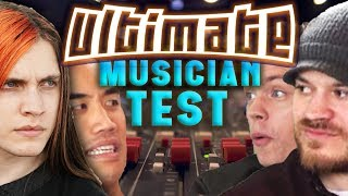 Video Ultimate Musician Test MP3, 3GP, MP4, WEBM, AVI, FLV November 2018