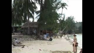 Thailand 2011 - Koh Phangan - Haad Salad Beach
