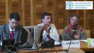 www.planttreaty.org http://www-test.fao.org/plant-treaty Message of Mr Laurent Gaberell, Programme Coordinator, Programme on Agriculture, recorded at the ...